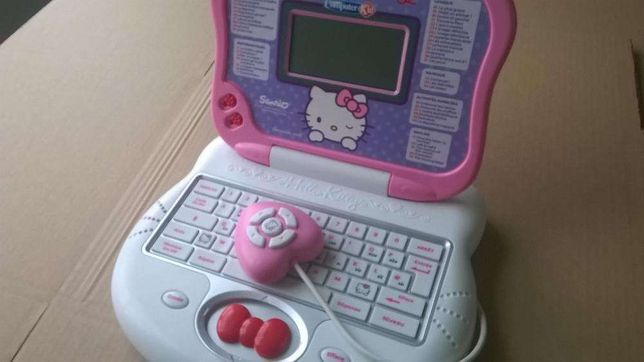 Laptop edukacyjny Hello Kitty CLEMENTONI