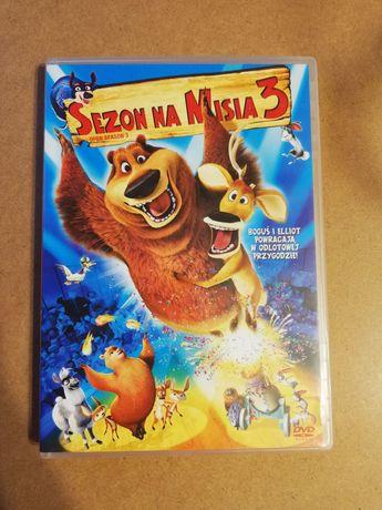 Sezon na Misia 3 - płyta DVD