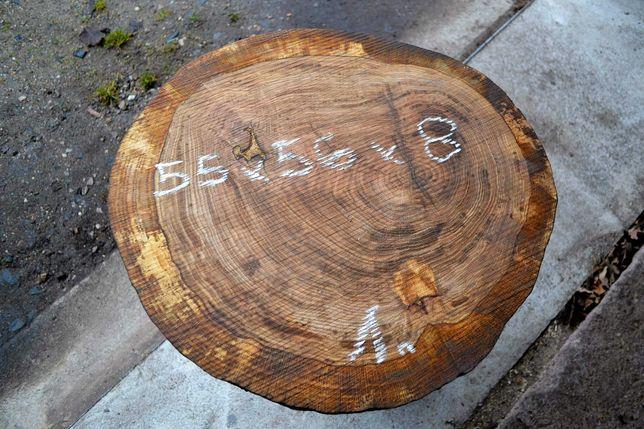 Plastry dębowe blaty drewniane stoliki kawowe
