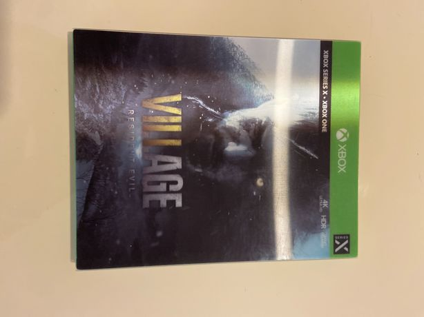RESIDENT EVIL VILLAGE (Day one edition) Xbox One/Series X S