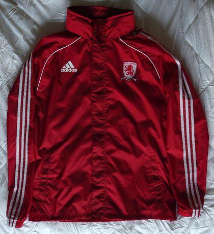 Adidas Middlesbrough FC Condi rain jkt nowa lekka kurtka deszczowa
