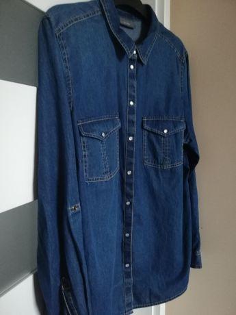 Nowa...Koszula Jeansowa C&A r.42