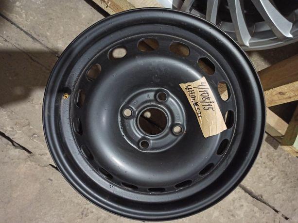 777 Оригинальные диски Audi 15 4/108 ЦО 57.1 ЕТ 37