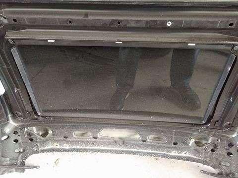 Vidros do teto panorâmico Mercedes Sport Coupé W 203