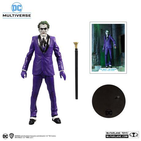 Фигурки Batman: The Three Jokers
