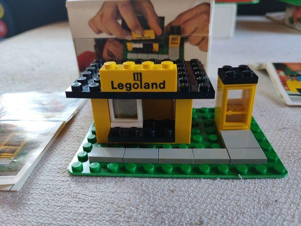 Lego system - legoland 608 + 647