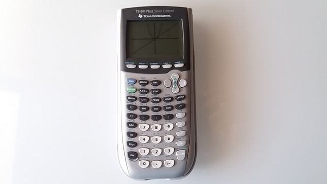 Calculadora Gráfica TI-84 SE Plus + Cabo USB + Manual + Caixa