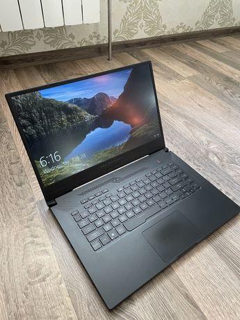 Идеал! Игровой ноутбук 120 Гц ASUS ROG Zephyrus G 15.6 (GA502DU-BR7N6)