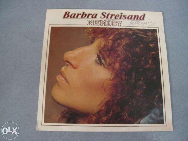 Disco vinil barbara streisand 1983