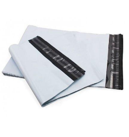 Caixa com Envelopes em Plastico para envios postais