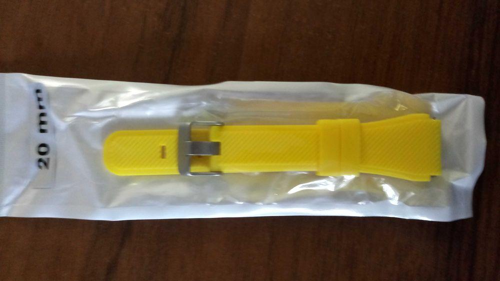 Silikonowy pasek do Smartwatch Huawei GT-2 20mm. wersia damska Lędziny - image 1