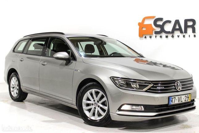VW Passat Variant 1.6 TDI BlueMotion