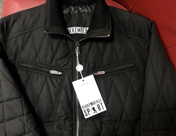 """Куртка """"BIKKEMBERGS """" Новая Размер 46"""