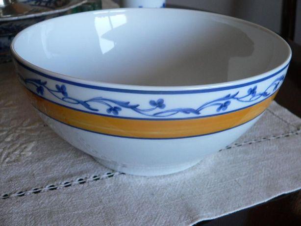 Taça grande em porcelana Faiart