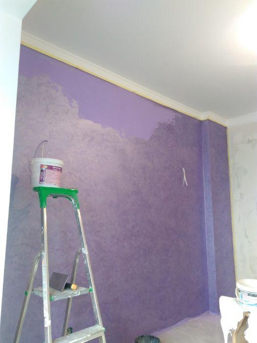 Поклейка обоев за 1-2 дня. Малярные работы. Комплексный ремонт квартир Киев - изображение 1