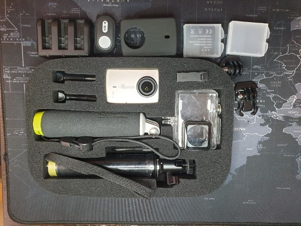 Экшн-камера Yi 4K Action Camera 2.