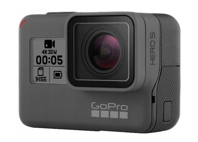 GoPro HERO 5 BLack + Ładowarka + 2x16GB MicroSD + 2xBateria