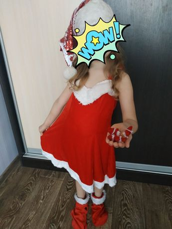 Прокат новогодних платьев
