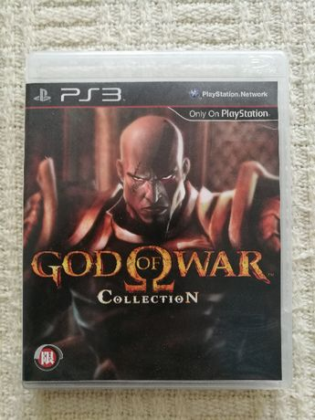 Gry PS3 - GOD OF WAR - COLLECTION - Playstation 3 - Super Gra