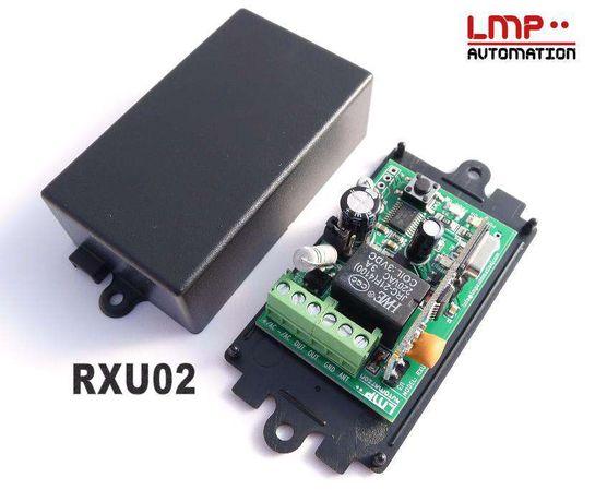 RXU02 Receptor universal comandos Fixos e Rolling - comando Recetora