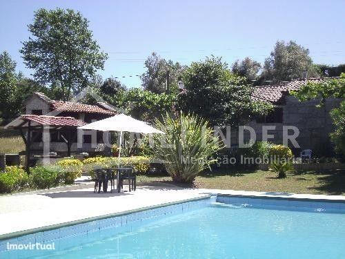 Quinta com Moradia em Pedra Renovada e PISCINA - Pinheiro