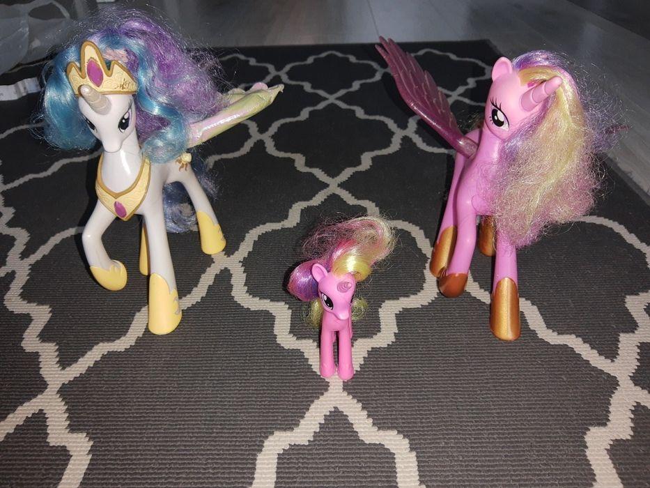 Kucyki Pony, trzy kucyki Tczew - image 1