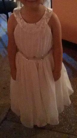 Платье выпускное / костюм снежинки принцессы