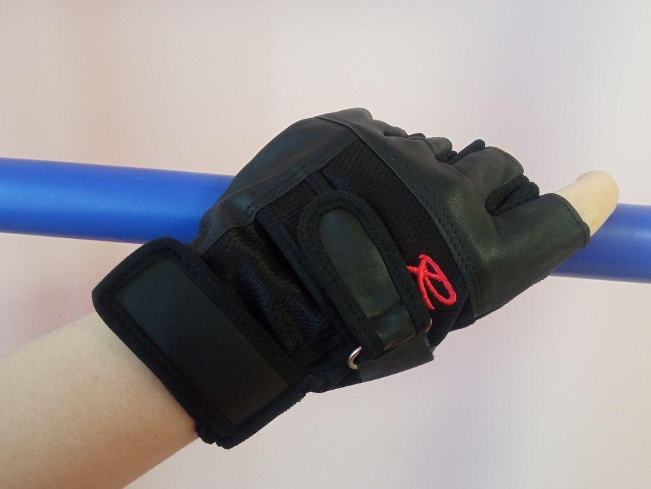 Спортивные перчатки для защиты рук для занятий в тренажерном зале Ужгород - изображение 1
