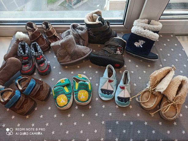 Первая обувь ботинки кроссовки сапоги пинетки Clarks Mothercare Zara