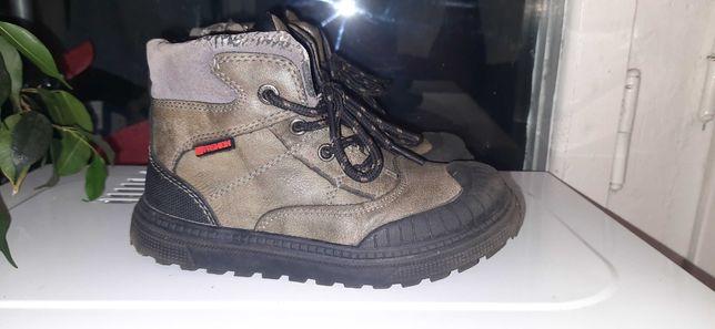 Ботинки на мальчика, размер 28