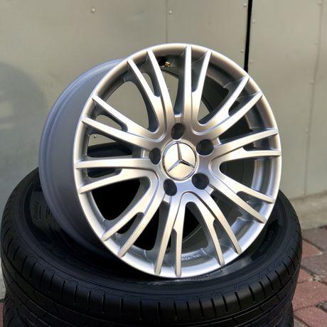 Оригинальные НОВЫЕ диски R.O.D Mercedes VW Audi R16 7,5J ET35 5/112