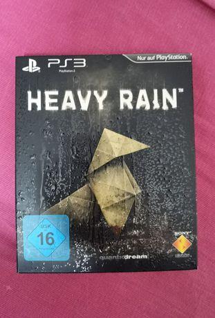 Heavy rain edicao especial PlayStation 4