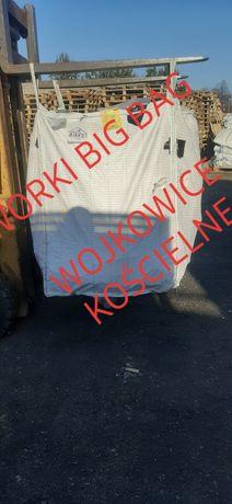 Worek bigbag big bag begy na gruz granulat zboże odpady 140x95x95
