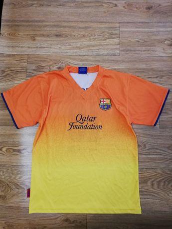 12-13 лет Футболка футбольная форма Барселона номер 10 Месси