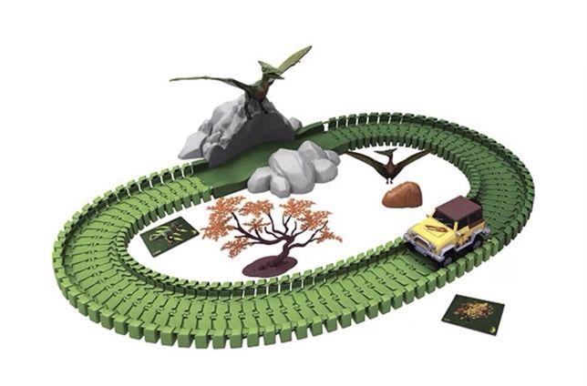 Динозавр игровой набор Парк Динозавров 3D реальность Dino Mundi
