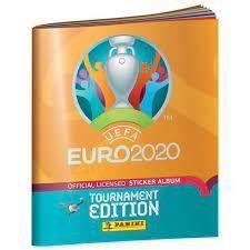 Troca de cromos Euro 2020