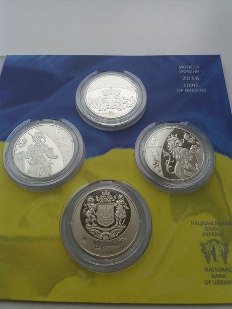 Монети України незалежності 25 років.