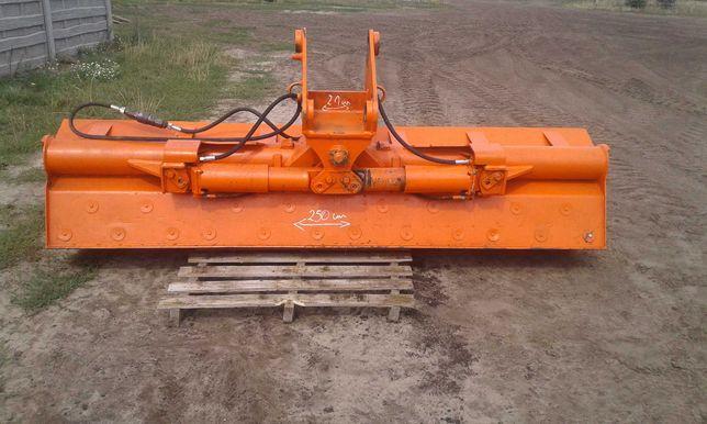 Łyżka skarpowa melioracyjna hydrauliczna 250 cm 2.5 m do koparki Long