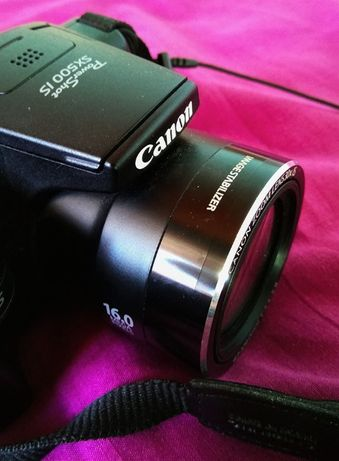 Canon PowerShot SX500 IS Aparat Fotograficzny