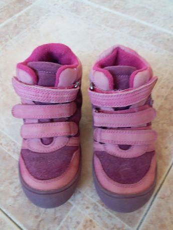 Ботинки для девочки осень 29 размер