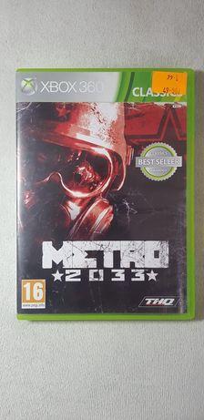 Metro 2033 na Xbox 360
