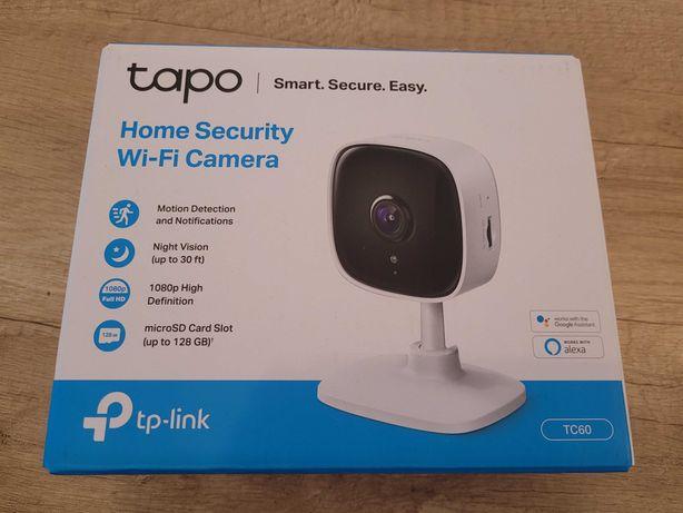 Nowa Kamera TP-Link Tapo TC60 10,8 Mpx C100, INDOOR CCTV, ALEXA GOOGLE