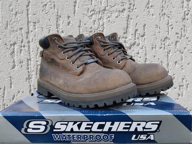 Ботинки подростковые SKECHERS (осень / зима)