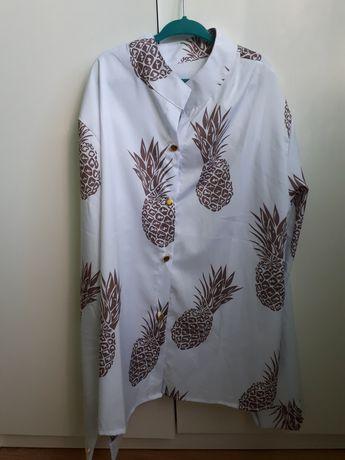 Koszula w ananasy