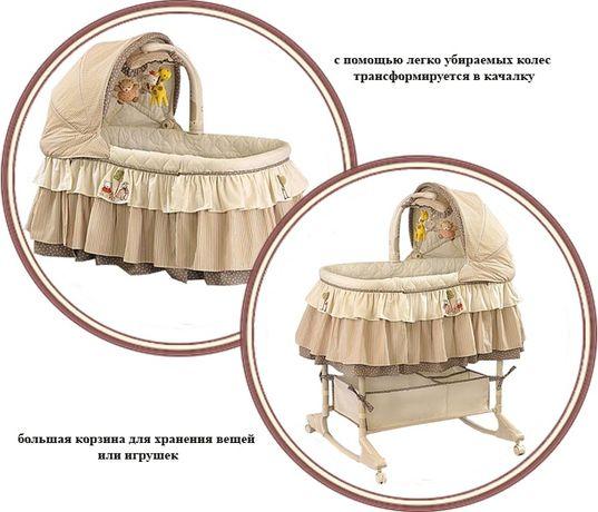 Колыбель-кроватка Simplicity (США)