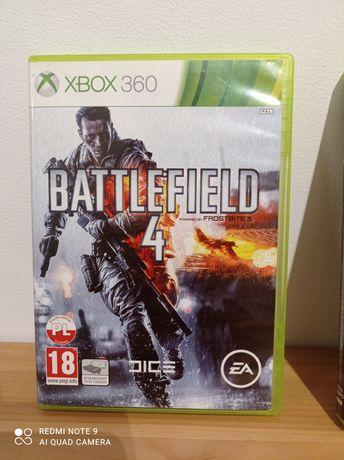 Oryginalna gra Battlefield 4. Xbox 360