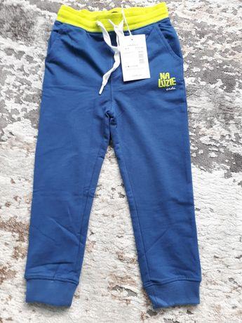 NOWE spodnie dresowe Endo r.122