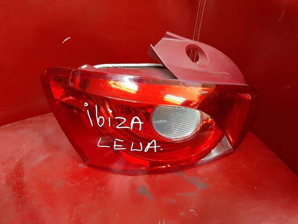 Lampa lewa tylna seat ibiza IV hatchback