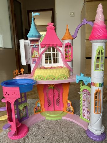Barbie Dreamtopia palac cukierkowej księżniczki