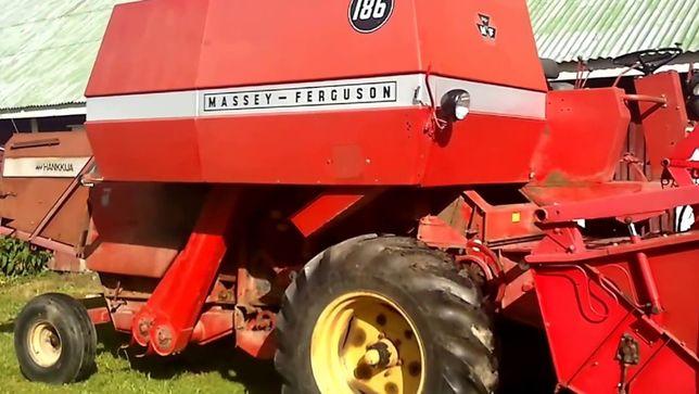 Wszystkie części Massey Ferguson 186 187  skrzynia silnik